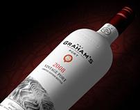 Graham's Port Bottle