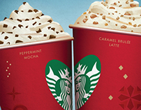 Starbucks - Global Holiday Campaign