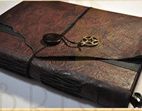 "Book of Shadows  ""Witch's Son"""
