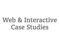 Web Case Studies