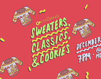 TheGathering: Sweaters, Classics & Cookies