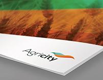 Agricity Brochure Design
