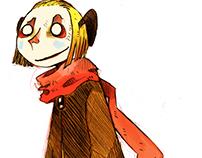 Memoria character designs