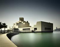 Doha's architecture