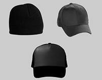 Hat Mockup Templates