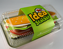 The Idea Stacker Sandwich Mailer