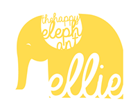 Ellie The Happy Elephant