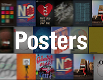 Posters  |  Past + Present