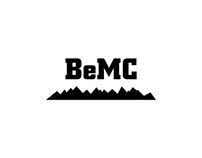 BeMC logo and identity