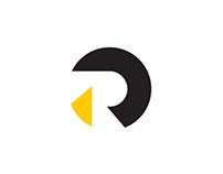 """Logo """"RC produções & Eventos"""""""