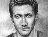 Portrait of Jake Gyllenhaal