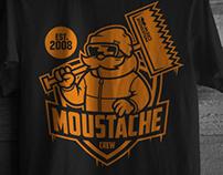 November 19, 2013 Moustache Crew Promo