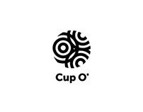 Cup O' Brand identity design