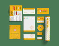 Corporate Branding stationery Designs