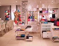 Kipling Seasonal Showroom