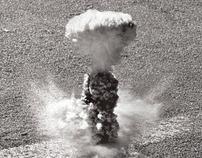 Slazenger - Mushroom Cloud