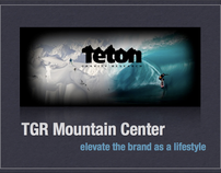 Teton Gravity Research Marketing Proposal