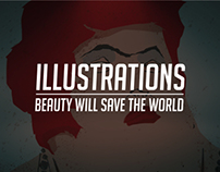 Beauty will save the world.