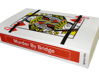 Murder By Bridge Book Cover