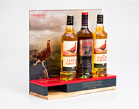 The Famous Grouse display