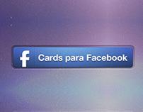 Redes Sociais - Facebook Cards