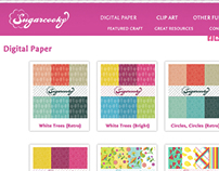Sugarcooky Website