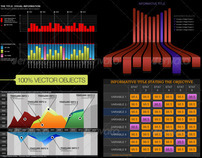 Advanced Infographic Charts and Templates