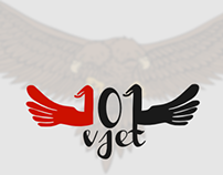 Albania's 101th anniversary logo