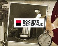 Société Générale - Nouveau site pro