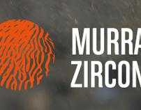 Murray Zircon Logo Design