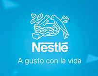Leche Condensada Nestlé - facebook tab