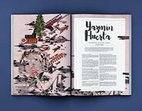 "FAHRENHEITº Magazine Nº 72 ""Vanidad/Esencia"""