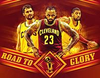 • ROAD TO GLORY • 2016 NBA Playoffs •