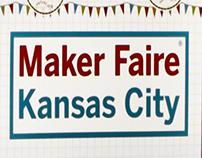 Kansas City Makers' Faire Event - Summer 2013