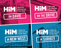 Branding: HIM Health Centres