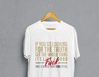 WestWorld Tshirt Design