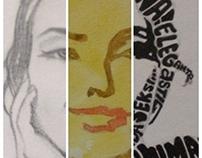 Artworks for Bloom Arts Festival 2013