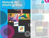 Funda para Libro Historia del Diseño Gráfico