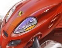 High preformance vehicles concepts