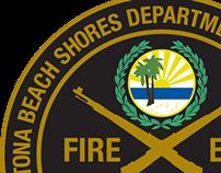 Daytona Beach Shores Honor Guard Patch