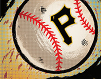 Pittsburgh Pirates (Commemorative Poster)