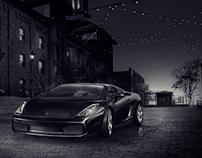 Lamborghini Collage