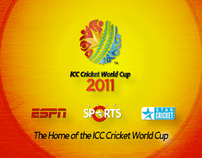 ICC World Cup 2011- Image spots & on-air branding