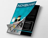 Design de revista - Projeto Integrador 2015.2/ SENAC