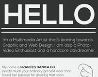 Creative Resume April 2014