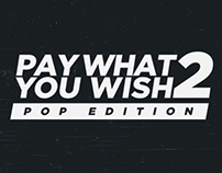 Pay What You Wish // Poster