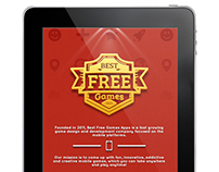 Bestfreegamesapps.com ReDesign