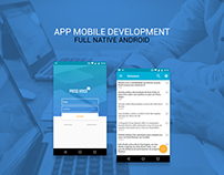 Release App Android - design and development