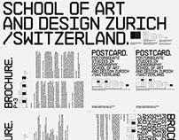 School of Art & Design, Zurich (2003)