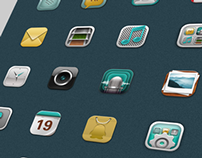 Icons for QQ Desktop